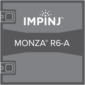 Impinj Monza R6-A RAIN RFID Tag Chip