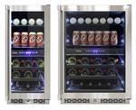 Vinotemp Outdoor Dual-Zone Glass Door Wine & Beverage Coolers