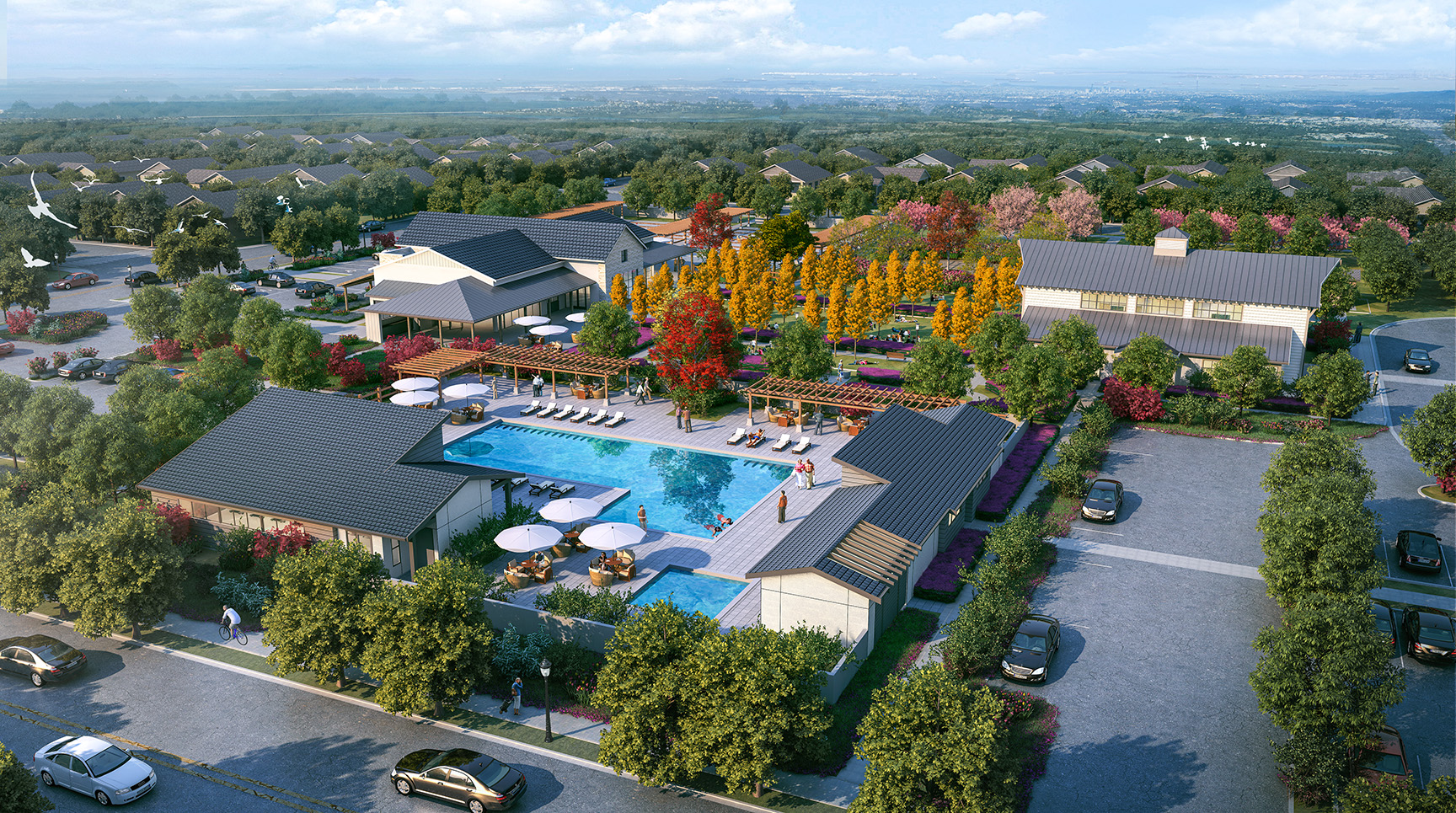 LGI Homes Breaks Ground for Amenity Center at 55+ Community