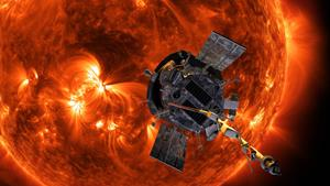 Parker Solar Probe NASA image