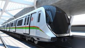 BOMBARDIER MOVIA Metro for Singapore