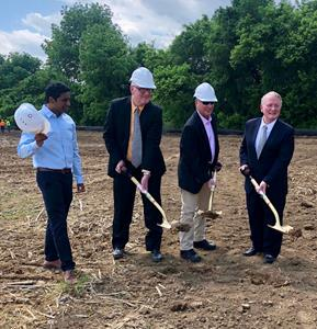 Viridity Energy Breaks Ground on Two 20 MW Energy Storage Projects in New Jersey