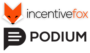 Incentivefox and Podium Partnership