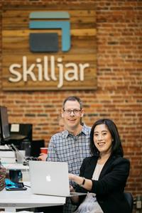 Skilljar founders