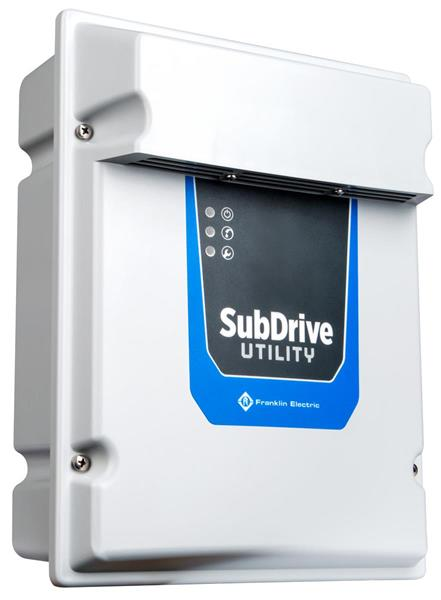 June 20 2018 Franklin Electric SubDrive Utility