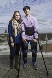 Parker Hannifin's Indego® Exoskeleton