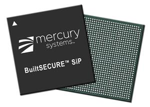 Mercury Systems' new BuiltSECURE System-in-Package (SIP)