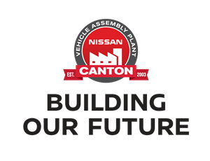 Nissan Canton Vehicle Assembly Plant logo