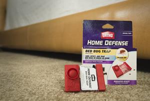 ORTHO ® HOME DEFENSE ® BED BUG TRAP