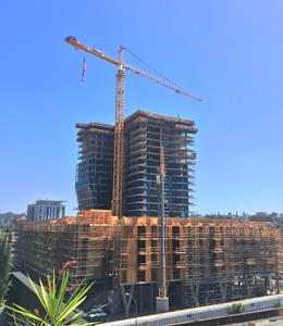 Shift Tower in San Diego