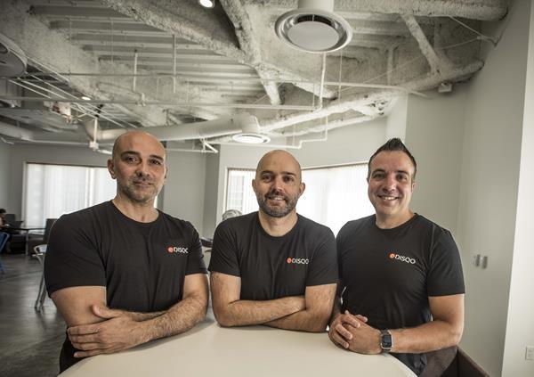 DISQO Founders