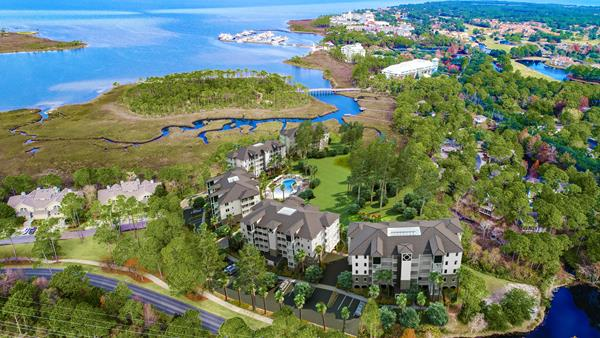 Sandestin Golf and Beach Resort is taking reservations now for the much anticipated, Osprey Pointe. The first new accommodations inside the gates of Sandestin in more than 12 years will welcome guests beginning March 2020. The 77-unit condominium complex offers luxurious 2, 3 and 4-bedroom vacation rental properties with captivating views of Choctawhatchee Bay, nature preserves and views of the exclusive Osprey Pointe Pool.