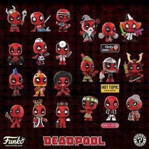 Funko Deadpool Mystery Minis