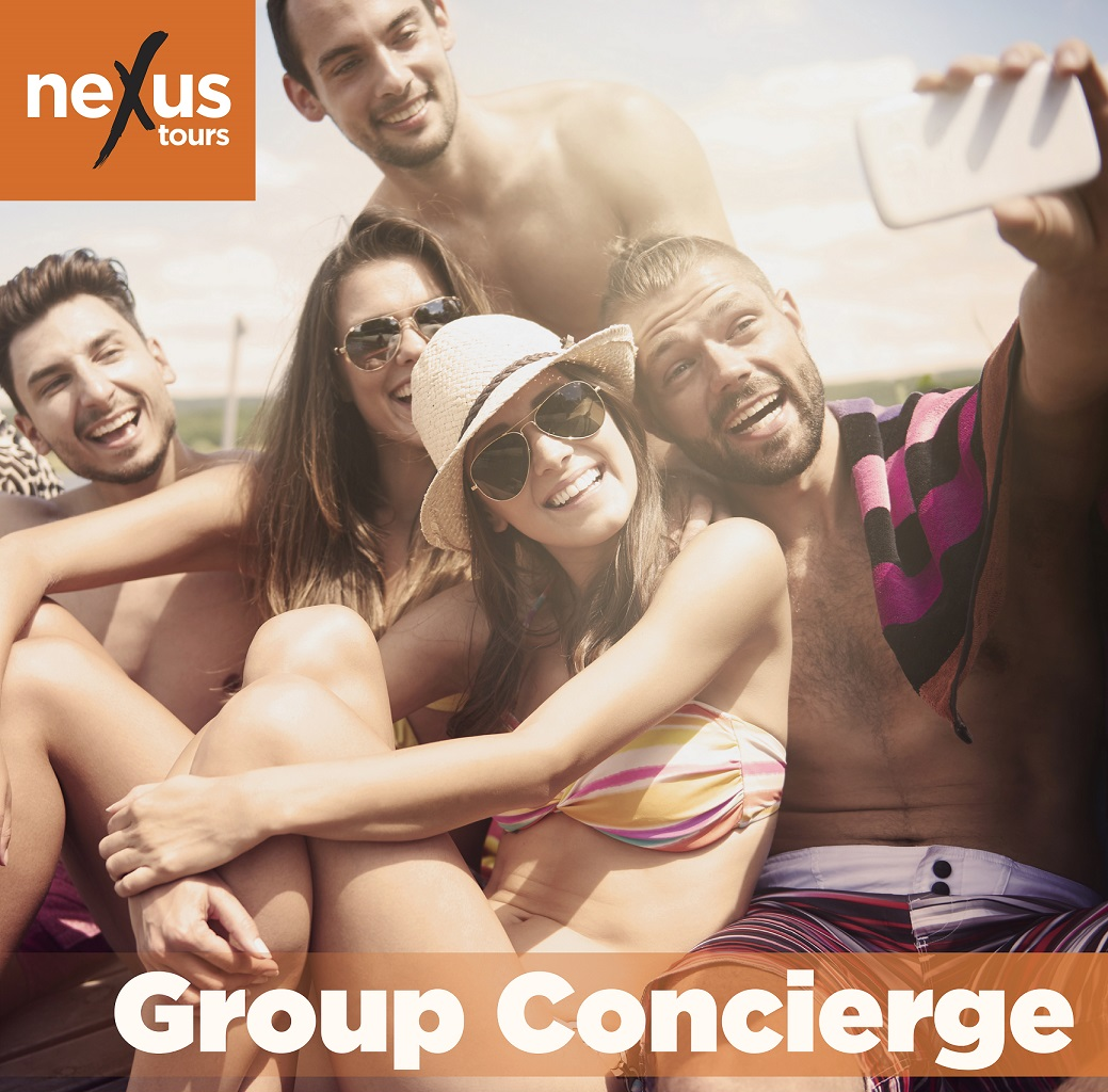 NexusTours Group Concierge