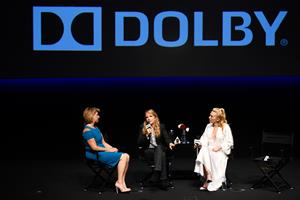 On Thursday, July 12, 2018, Dolby Laboratories hosted TheWrap Power Women Breakfast in San Francisco