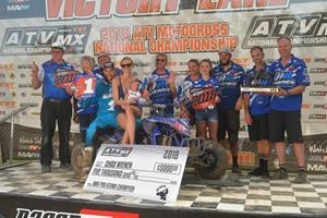 Chad Wienen recaptures his AMA Pro ATV MX title to claim his sixth career championship