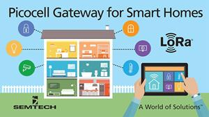 Semtech Picocell For Smart Homes