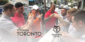 Toronto Wolfpack TV Commercial Airs This Weekend