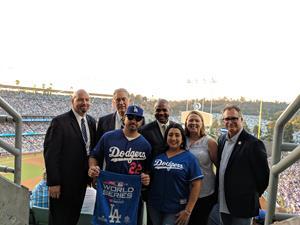Major League Baseball, Budweiser and TEAM Coalition Reward