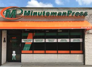 Minuteman Press Franchise - Melville, Long Island, NY