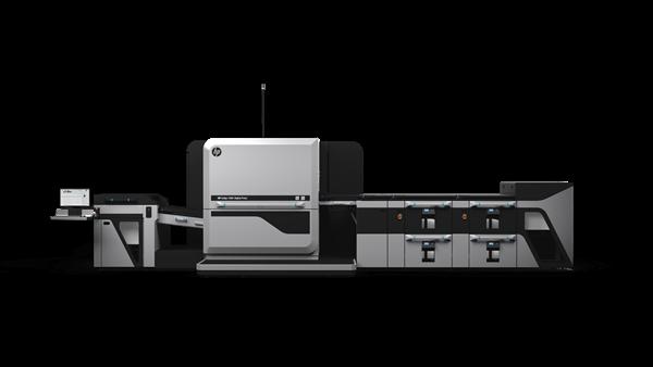 HP Indigo 100k Press