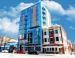 madison investments announces the sale of elysium fourteen its luxury apartment building. Black Bedroom Furniture Sets. Home Design Ideas