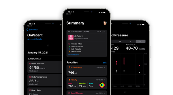 DrChrono EHR Now Supports Health Records on iPhone