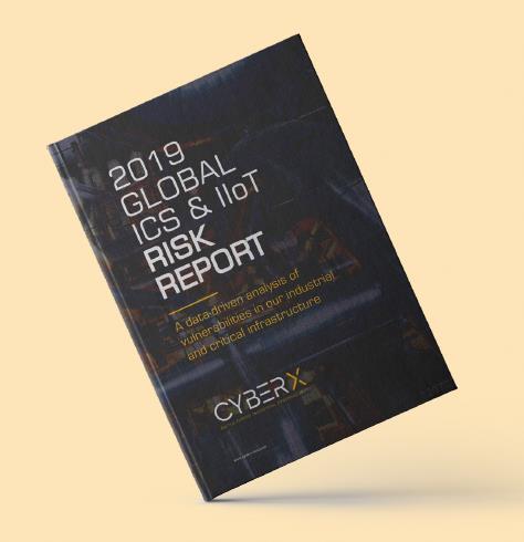 CyberX's Global ICS & IIoT Risk Report