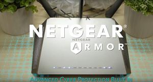 NETGEAR Armor power by Bitdefender