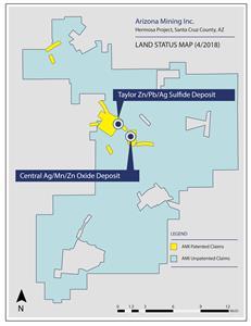 Figure 5. Land Status Map