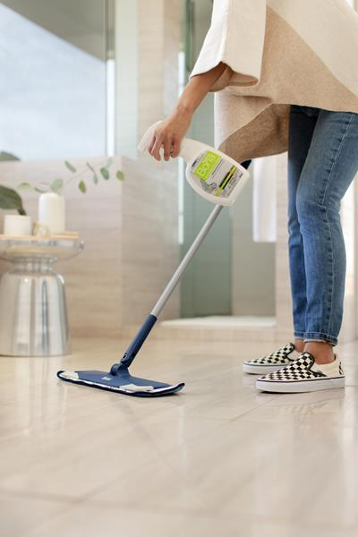 Get zen this spring cleaning season with Bona's suite of cleaning solutions. According to a recent Harris Poll survey, nearly 9 of 10 Americans feel more relaxed when the home is clean.