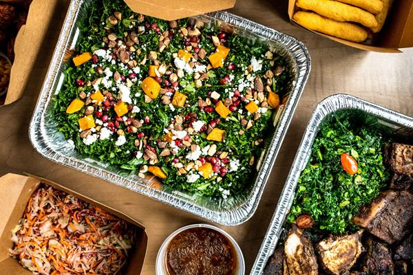 Chubby's Jamaican Kitchen Takeout at Kitchen Hub Parliament Location