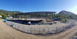True Leaf Campus Construction July 2018