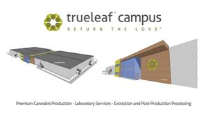 True Leaf Campus Rendering