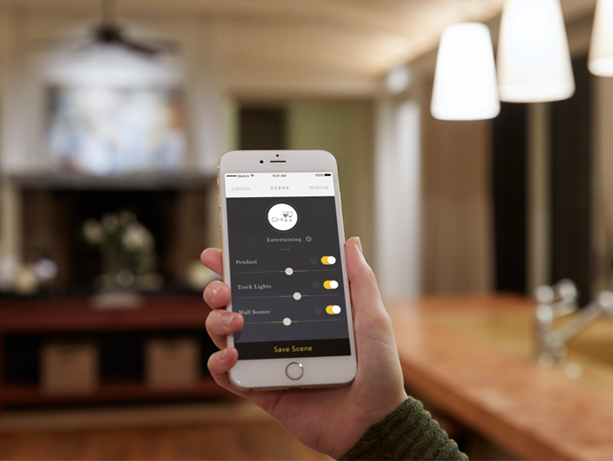 Noon Home, Mobile App, Lighting, Design, Technology, Smart Home, IoT