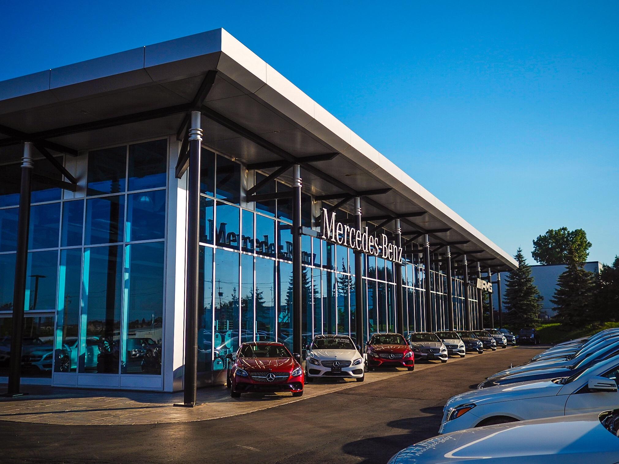 Pfaff Acquires Mercedes Benz Dealership In Kitchener Waterloo
