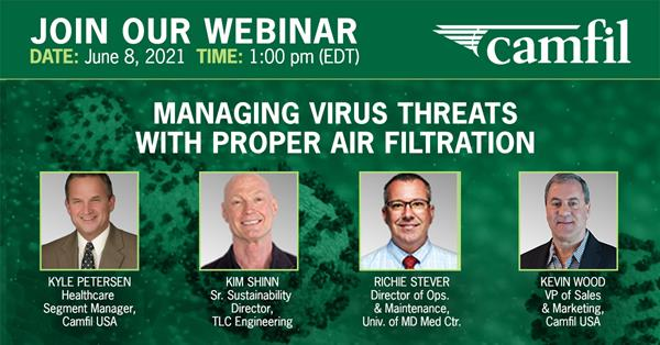 Managing Virus Threats with Proper Air Filtration