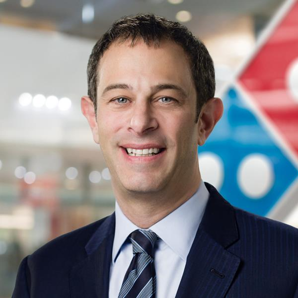 Russell Weiner, COO and President of Domino's U.S., joins High Point University as Corporate Executive in Residence.