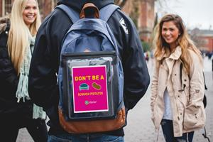 Zipcar expands to 100 more colleges and universities nasdaqcar zipcar turns student backpacks into digital billboards on college campuses using ipads the innovative approach turns heads and helps the brand form ccuart Images