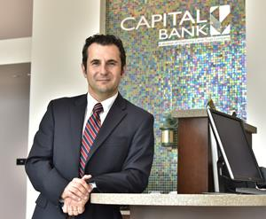Daniel Fariello, President, Capital Bank Division