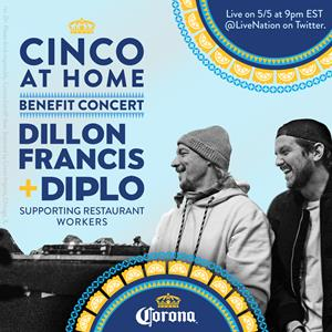 Corona Invites You to #CincoAtHome to Support the Restaurant Community