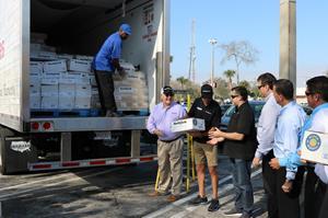 Smithfield Foods Helping Hungry Homes – Daytona Beach, FL