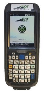 QT Technologies Ruggedized Handheld Device Eliminates Need for Paper Fuel Tickets