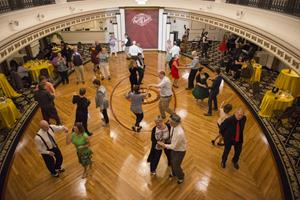 Latin Dance Night at the Church of Scientology's Fort Harrison