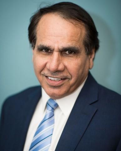 Kazem Kazempour, Ph.D., CEO and President of Amarex Clinical Research, LLC