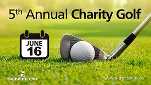 Semtech Hosts 5th Annual Charity Golf Tournament Supporting Ventura County Youth