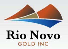 Rio Novo Gold Inc. Logo
