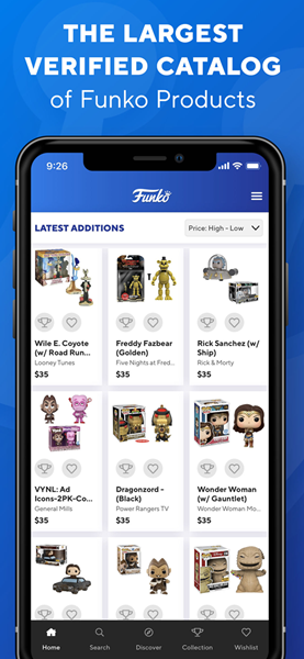 Funko app
