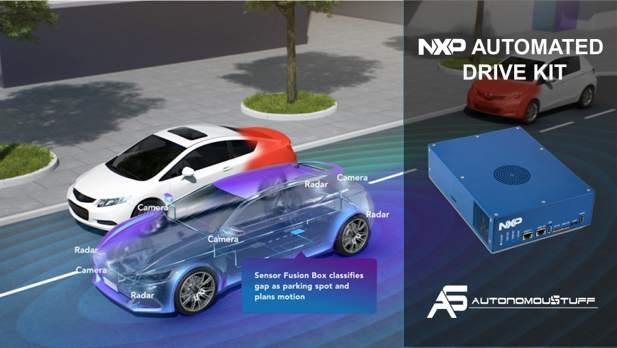 Automated Drive Kit 2