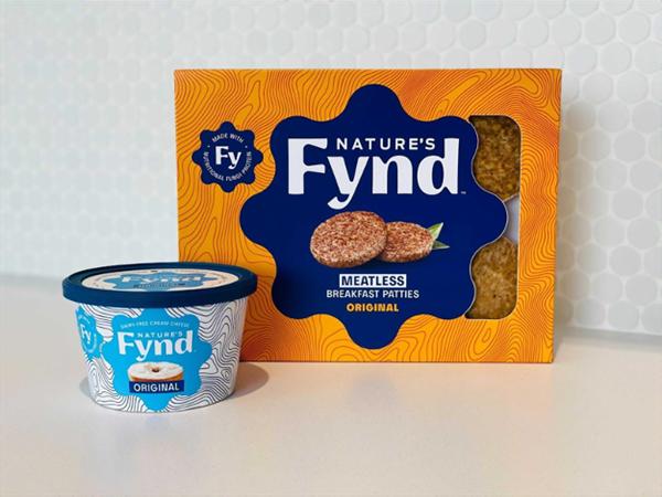 Fy Breakfast Bundle, featuring Original Dairy-Free Cream Cheese and Original Meatless Breakfast Patties